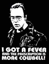 More cowbell on Pinterest | Cowbell, Snl and Saturday Night Live via Relatably.com