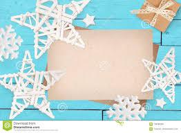 Weihnachtsspott Oben Mit Platz Für Ihren Text Und Weißes