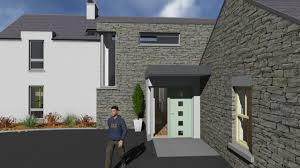 modern contemporary house plans ireland