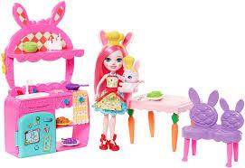 Sale Summer Enchantimals Kitchen Fun Playset Bree Bunny Doll Twist