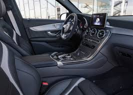 One's a crossover suv, and so is the other, albeit with a more sloped rear roofline. 2019 Mercedes Glc Amg 63 S 4matic Interior Changes New Suv Price