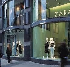 Competitors of inditex         Zara