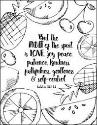 Small Picture 28 best Fruit of the Spirit for Kids images on Pinterest Fruit
