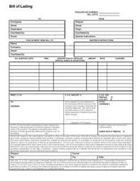 bill of lading software free free printable bill of lading sample printable legal forms legal