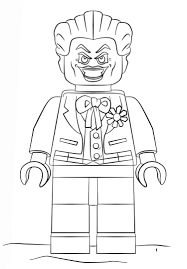 Pin By Nyoyan Su On Coloring Pages For Kids In 2019 Lego Batman