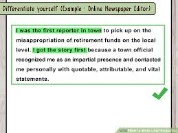 how to write a self evaluation sample evaluations image titled write a self evaluation step 8