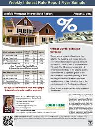 Outstanding Mortgage Flyers Templates Photos Resume Ideas