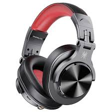 <b>Oneodio Fusion Pro Wired</b> Studio DJ Headphones With Mic + ...