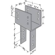 simpson 6x6 post to beam connector. Perfect 6x6 On Simpson 6x6 Post To Beam Connector D