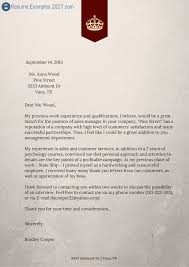 Gallery Of Examples Of Great Cover Letters Good Cover Letter
