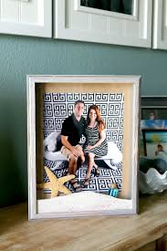 beach diy create custom memory shadow boxes with collected s and sand from your vacation