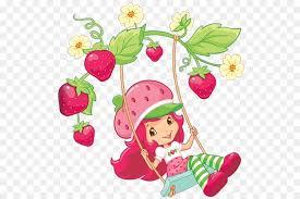 strawberry shortcake cartoon png