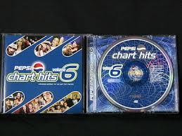 Pepsi Chart Hits Volume 6 2 Cd Set 2002 Made In