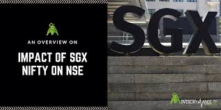 Sgx Nifty Intraday Chart What Is The Impact Of Sgx Nifty On Nse