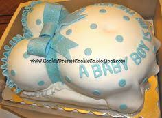 229 Best Pregnant Belly Cakes Images On Pinterest  Biscuits Belly Cake For Baby Shower