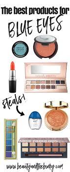 the best makeup s for blue eyes including splurges vs steals