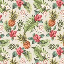 Pineapple Pattern Amazing Vintage Pineapple Pattern