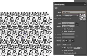 How To Make Pattern In Illustrator Fascinating Create A Repeating Pattern In Illustrator Tutorials Pinterest