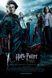 harry potter and the goblet of fire 2005 dvd release date poster