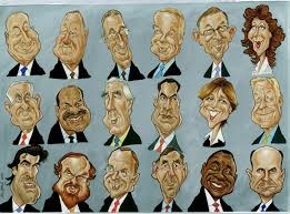 gift caricature corporate gift