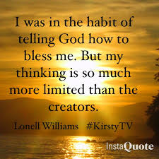 God Blessing Quotes Simple Inspirational Favorite KirstyTV Quotes KirstyTV Talkshow