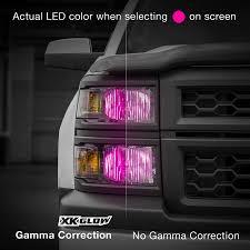 Color Car Light Bulbsll