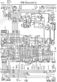 chevrolet wiring diagrams classic chevrolet to view a large 1958 chevy 6 cylinder wiring diagram click here