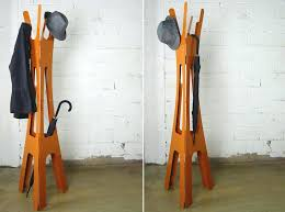 Unique Coat Rack Impressive Unique Coat Rack Keeping Clothes Off The Floor Designing A Floor