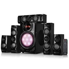 speakers bluetooth walmart. befree sound 5.1 channel surround bluetooth speaker system- blue - walmart.com speakers walmart
