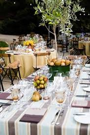 Rectangle Tables Wedding Reception Wedding Reception Seating The Long And The Round Of It