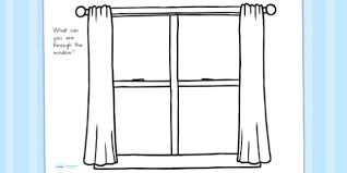 window drawing. Contemporary Window Throughout Window Drawing