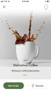 See all 21 panera bread coupons, promo codes & free delivery codes for apr get a 3 month subscription of mypanera+ coffee for free with this limited time offer. Panera Bread Unlimited Coffee Subscription Coffee Informer