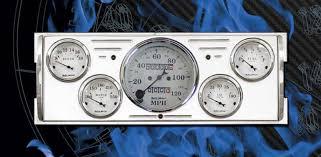 chevrolet truck 1940 46 fast lane west dash panels gauge wiring 40 46 chevy truck dash insert 5 gauge auto meter 1601