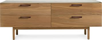 Shale 4-Drawer Dresser by Blu Dot
