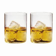 riedel glasses h2o classic bar whisky glass 2 pcs set