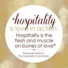 Christian Hospitality Quotes