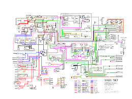 wedgeparts wiring diagrams triumph tr7 parts tr8 parts rover 2 diagrams main wiring fuel injection system details