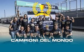 Team Gresini Moto3 Campione del mondo 2018 | FD Group Ingegneria e design  industriale