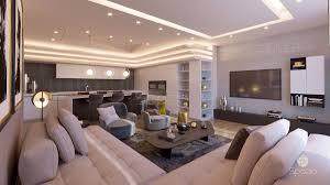 Modern Apartment Interior Design In Dubai Spazio