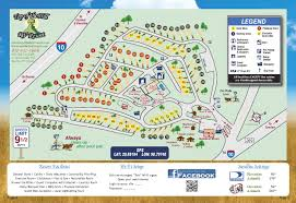 map of our resort site map