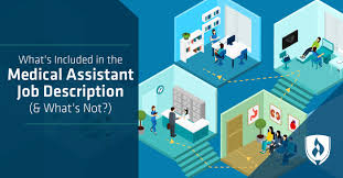 Whats Included In The Medical Assistant Job Description