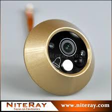 High sensitive digital peephole eye door camera video door viewer ...