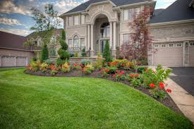 Small Picture Contemporary Garden Ideas Ontario Small Yards Front Yard To Design