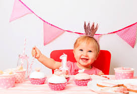1st birthday is the most exciting birthday not for the baby but also the pas no other birthday may hold as much excitement and energy