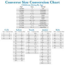 51 You Will Love Converse Size Conversion