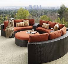 rounded outdoor patio furniture ideas best patio design ideas