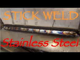 Stainless Steel Arc Welding Rod Chart Stick Welding Stainless Steel With 308l 16 Electrodes