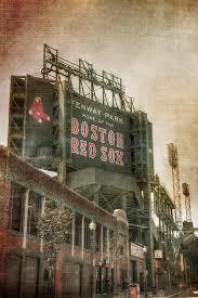 red sox photograph fenway park billboard boston red sox by joann vitali on boston red sox canvas wall art with fenway park billboard boston red sox photograph by joann vitali