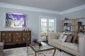 good looking orange and white chevron rug living room transitional with gray sunroom pictures
