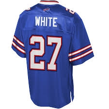 Tre'davious White Royal Nfl Pro Jersey Player Line Men's Buffalo Bills